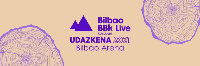 BBK Live 2021 Udazkena